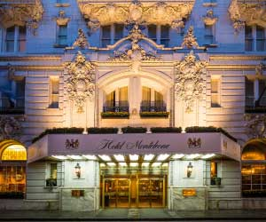 Hotel Monteleone in New Orleans