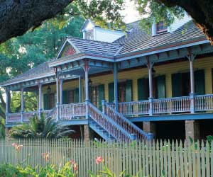 Laura Plantation in Vacherie