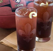 Who Dat Cocktail
